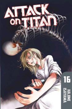Attack on Titan vol 16 GN
