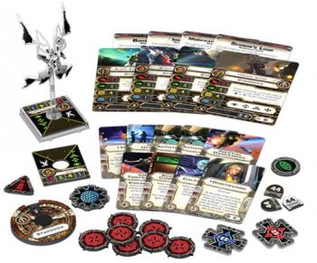 Star Wars X-Wing Miniature Game - StarViper Expansion pack - EN