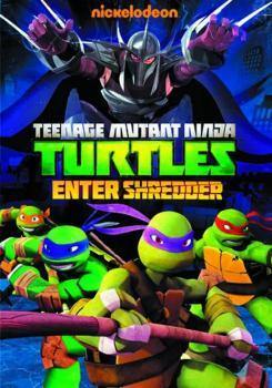 TMNT ENTER SHREDDER DVD