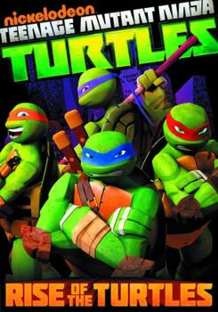 TMNT RISE OF THE TURTLES DVD