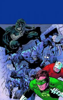 GREEN LANTERN #37 (GODHEAD)
