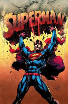 SUPERMAN HC VOL 05 UNDER FIRE (N52)