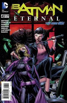 BATMAN ETERNAL #43