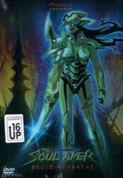 Soul taker vol 3 Blood betrayal DVD