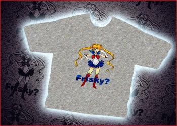 Sailor moon T-shirt L