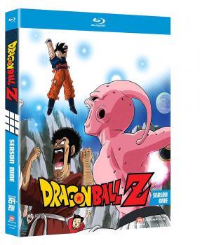 Dragon Ball Z Season 09 Fusion Saga Blu-Ray