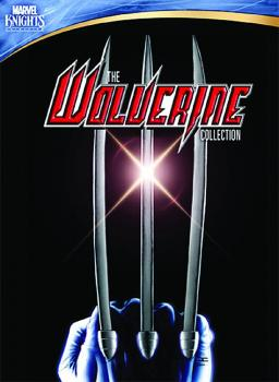 MARVEL KNIGHTS WOLVERINE COLLECTION DVD