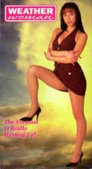 Weather Woman Subtitled [Weather Report Girl] LiveAction Adult NTSC