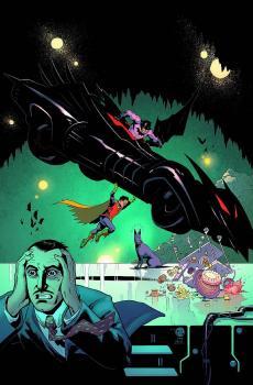 BATMAN AND ROBIN #39