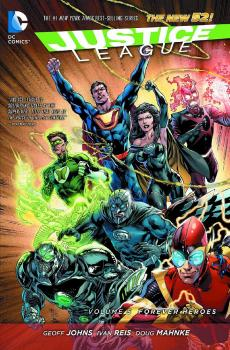 JUSTICE LEAGUE VOL. 05: FOREVER HEROES (N52) (TRADE PAPERBACK)