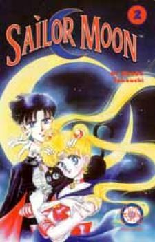 Sailor Moon vol 2