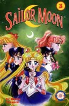 Sailor Moon vol 3