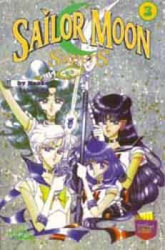 Sailor Moon Super S vol 3