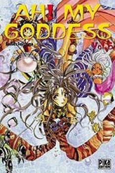 Ah my Goddess tome 05