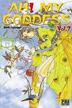 Ah my Goddess tome 07