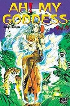 Ah my Goddess tome 09