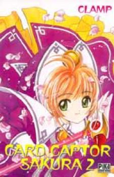 Cardcaptor Sakura tome 02