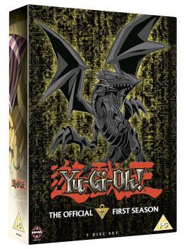 Yu-Gi-Oh Series 01 DVD UK