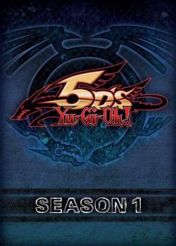 Yu-Gi-Oh 5DS Season 01 DVD Box Set