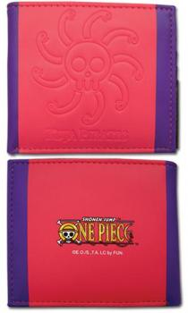 One Piece Wallet - Kuja Pirates Bi-Fold
