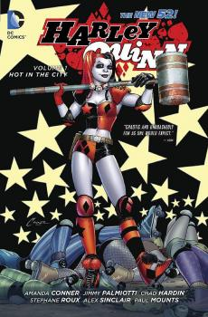 HARLEY QUINN VOL. 01: HOT IN THE CITY (N52) (TRADE PAPERBACK)