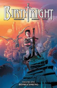 BIRTHRIGHT VOL. 01: HOMECOMING (MR) (TRADE PAPERBACK)