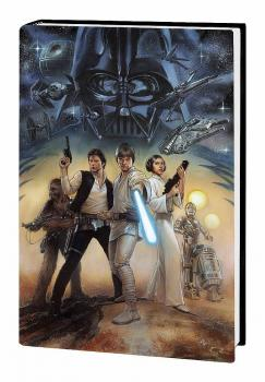 STAR WARS OGN HC EPISODE IV NEW HOPE