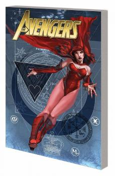 AVENGERS SCARLET WITCH BY ABNETT AND LANNING TP