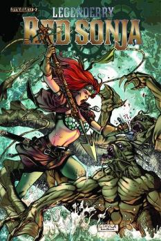 LEGENDERRY RED SONJA #2 (OF 5)