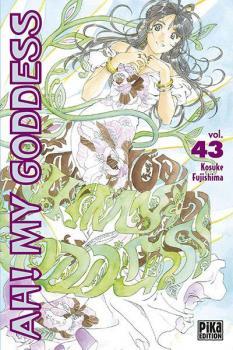 Ah my Goddess tome 43