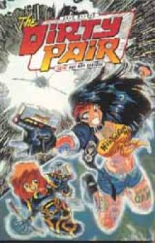 Dirty Pair book 5 Fatal but not serious