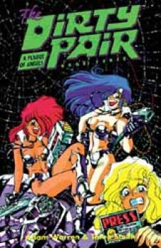 Dirty Pair book 3 A plague of angels