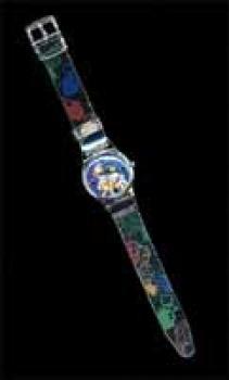 Gunsmith cats Wristwatch
