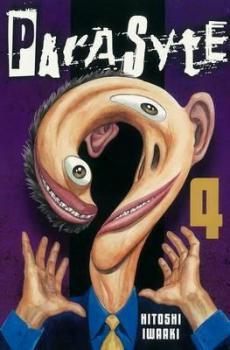 Parasyte vol 04 GN