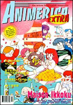 Animerica Extra vol 3: 2