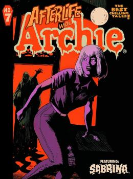 AFTERLIFE WITH ARCHIE MAGAZINE #7 (MR)