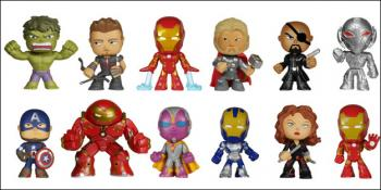 AVENGERS AGE OF ULTRON BLIND BOX MINI TRADING FIGURE (RANDOM)