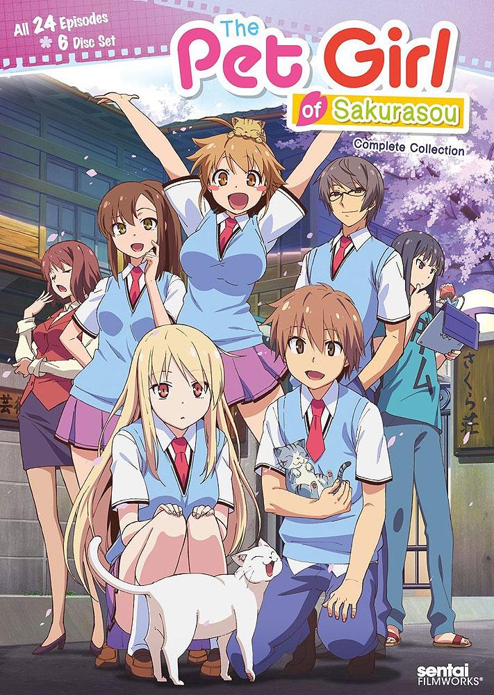 Image result for pet girl of sakurasou anime