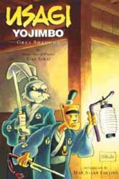 Usagi Yojimbo Grey shadows TP
