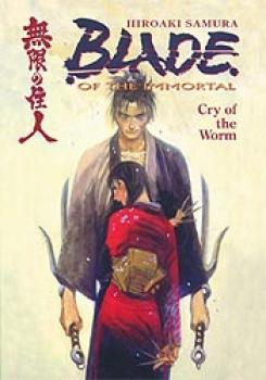 Blade of the immortal vol 02 Cry of the worm GN