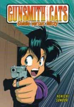 Gunsmith cats vol 04 Goldie versus Misty TP
