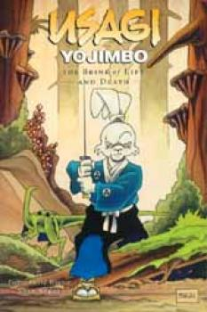 Usagi Yojimbo The brink of life & death TP