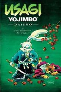 Usagi Yojimbo Daisho TP