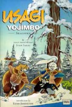 Usagi Yojimbo Seasons TP