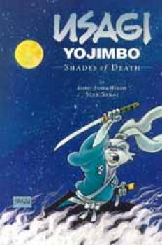 Usagi Yojimbo Shades of death TP