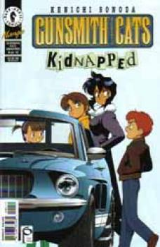 Gunsmith cats Part 7 Kidnapped 4