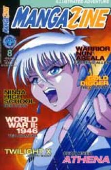 Mangazine 8