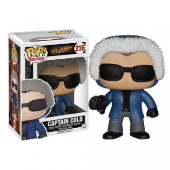 FLASH TV SERIES POP VINYL FIGURE - CAPTAIN COLD