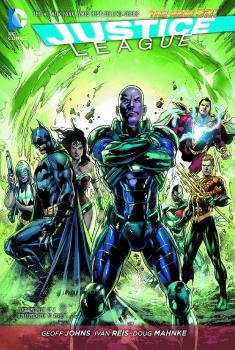JUSTICE LEAGUE HC VOL 06 INJUSTICE LEAGUE (N52)