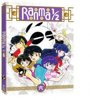 Ranma 1/2 TV Set 06 DVD Box Set